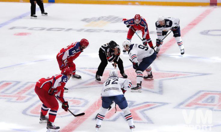 ЦСКА учился считать в матче с «Металлургом»