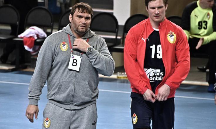 ЦСКА проиграл «Чеховским медведям» у себя дома