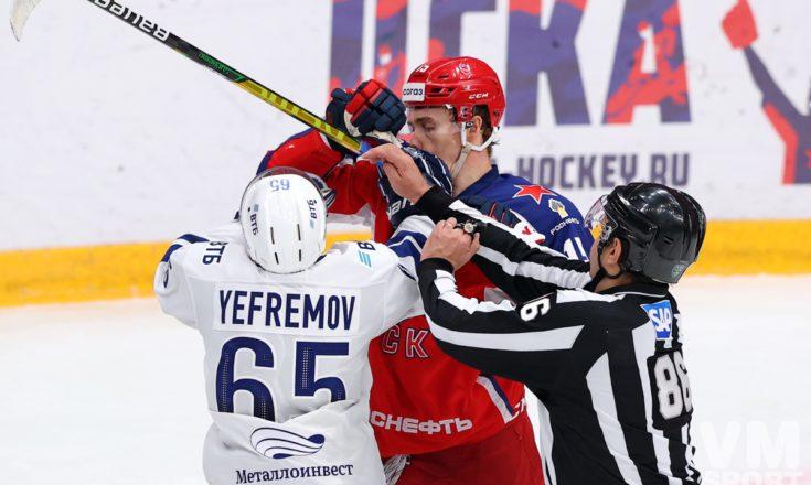 ЦСКА – «Динамо»: хорошего хоккея много не бывает