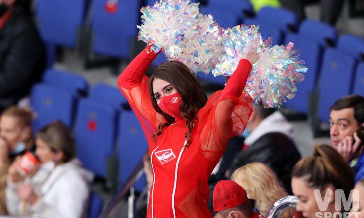 «Спартак» дома сыграет с «Северсталью». Что ждать болельщикам?