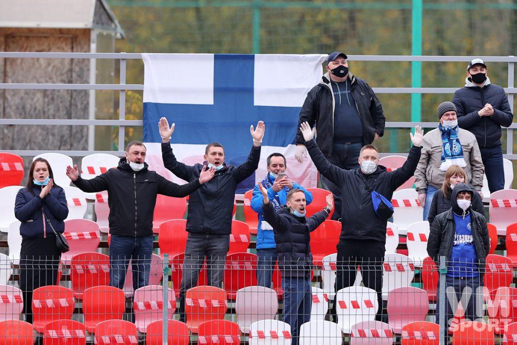 «Оренбург»: боснийский столп для «Спартака-2» в Сокольниках