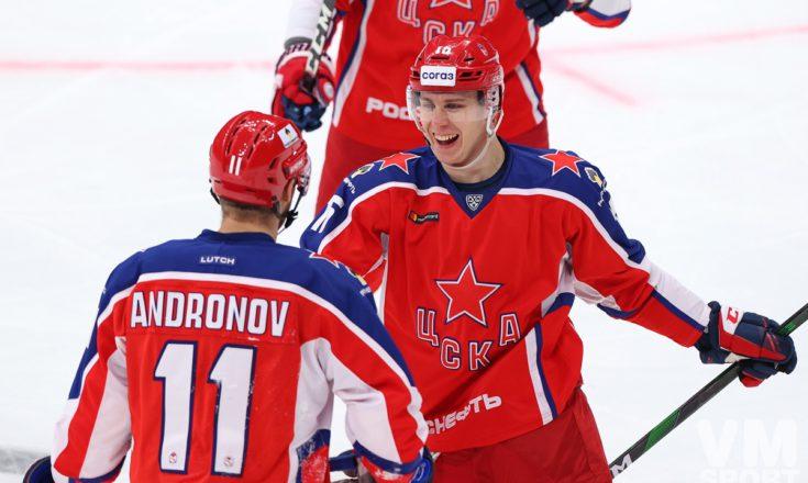 ЦСКА без проблем и неожиданностей обыграл минское «Динамо»