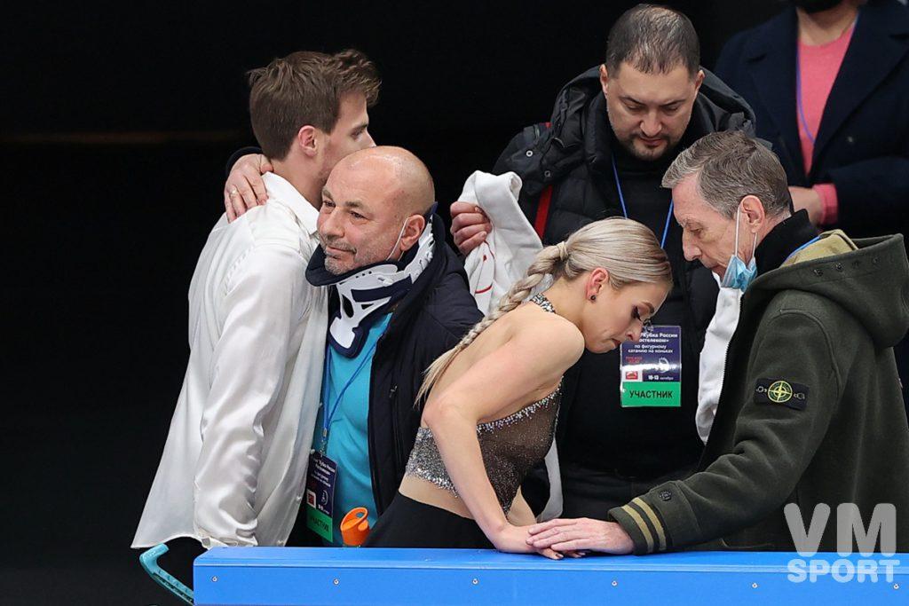 Виктории Синициной присвоено звание заслуженного мастера спорта России
