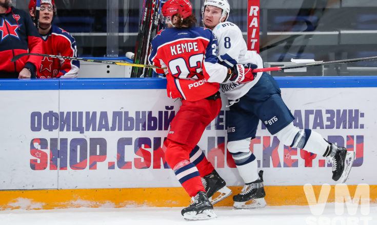 «Торпедо» одолело ЦСКА – сенсация в Парке Легенд