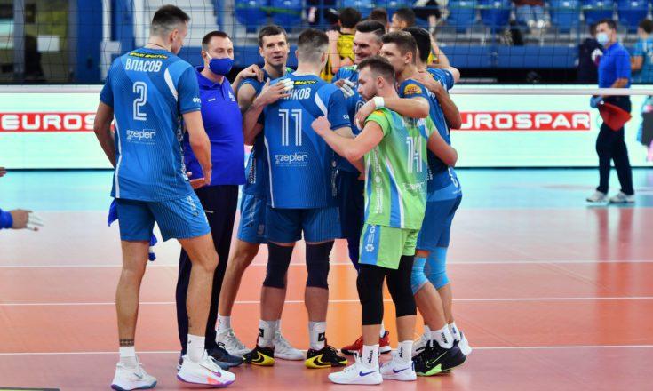 «Динамо» продолжает громить своих соперников
