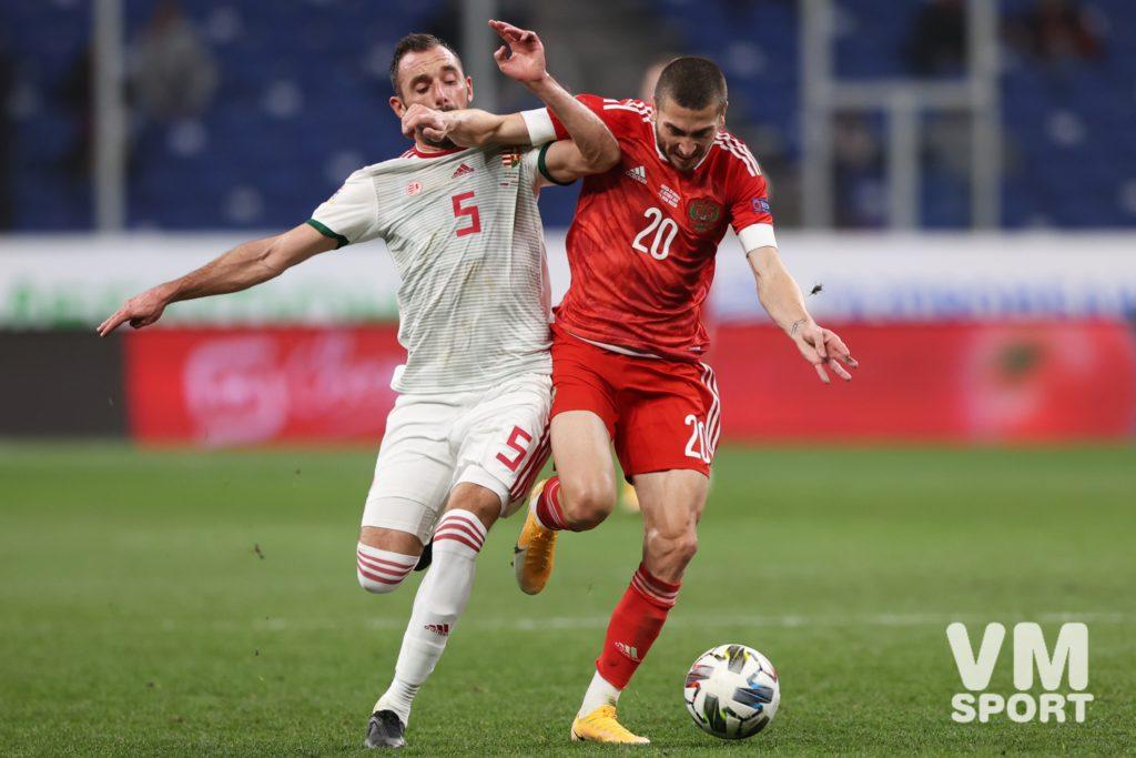 Бились, старались, но не выиграли или как Россия с Венгрией вничью сыграла