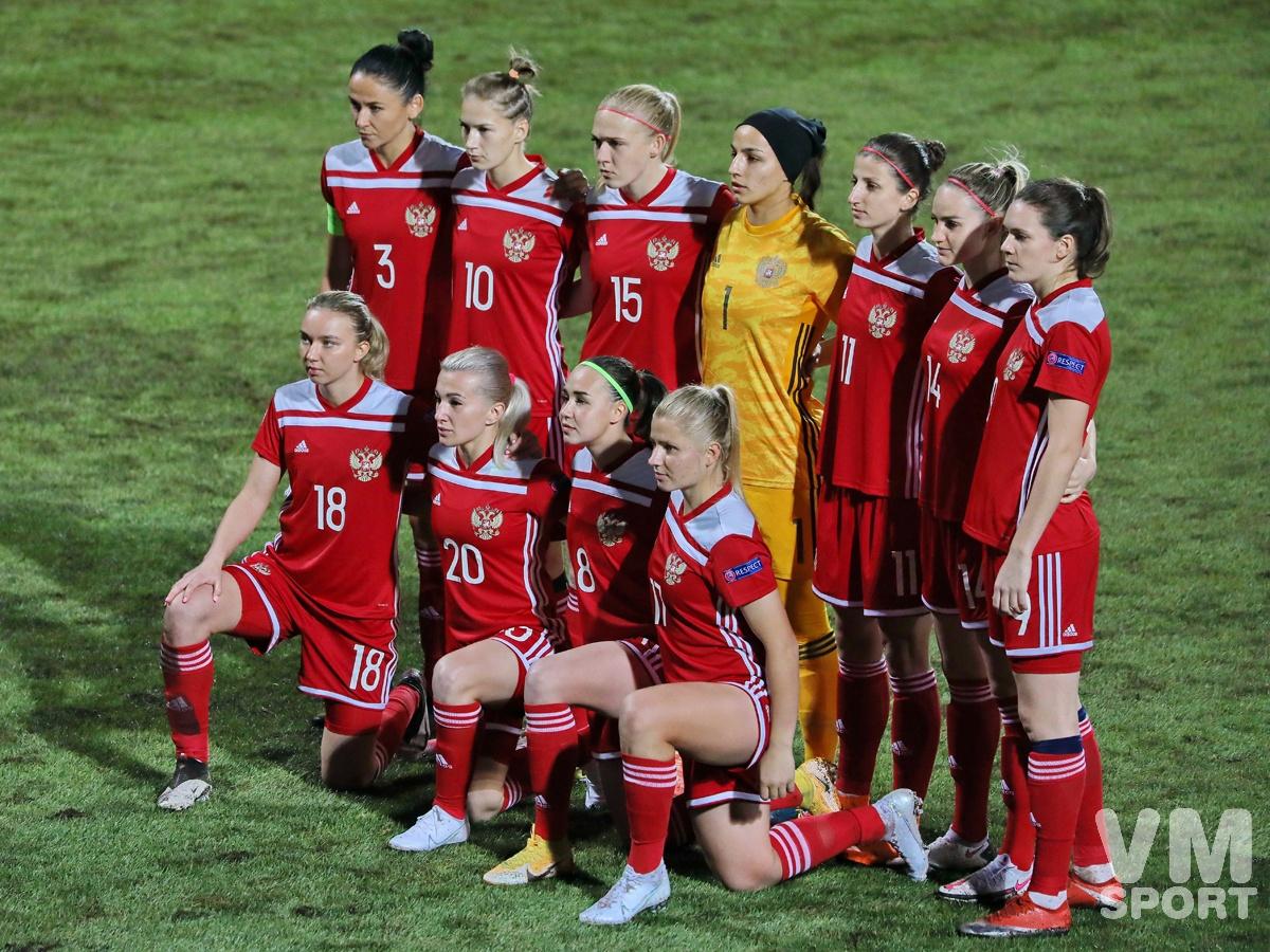 Россиянки побеждают Словению, остальное дело статистики