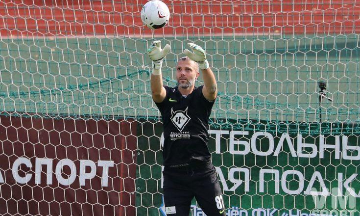 «Чертаново» и «Уфа» сыграют за выход в 1/8 финала Кубка России