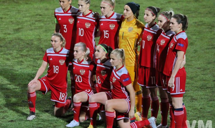 Россия – Турция: девушки, не расслабляться!