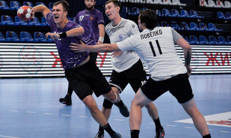 «Чеховские Медведи» завершили первый круг победой над аутсайдером