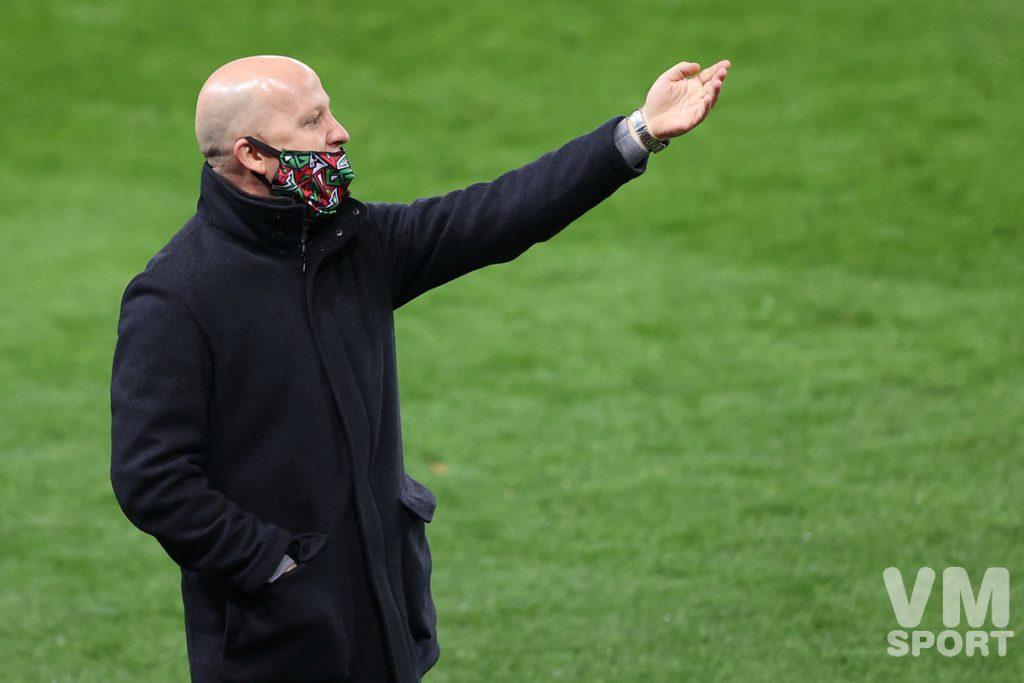 """Дмитрий Парфёнов: """"Если бы не этот нелепый пенальти, мы обязательно бы взяли сегодня очки"""""""