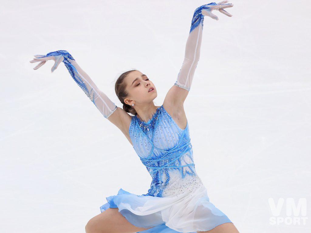 Этап Гран-При ИСУ по фигурному катанию в Москве