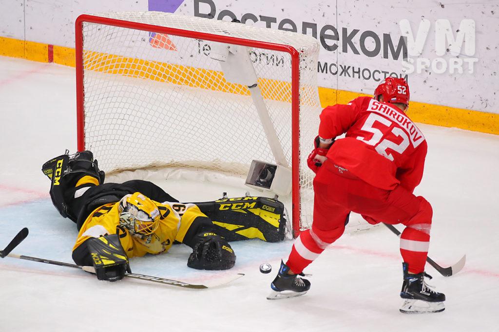 «Спартак» - «Северсталь»: Фаворит из Череповца едет в Москву за победой?