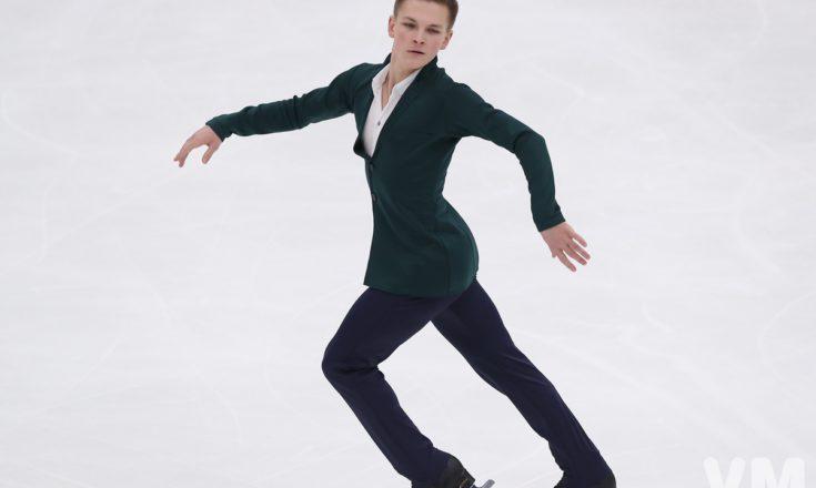 Михаил Коляда выиграл московский этап Гран-при ИСУ