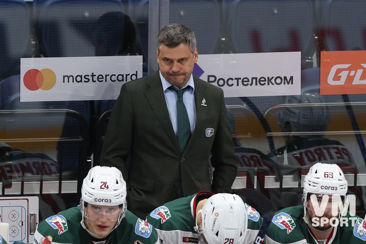 Дмитрий Квартальнов: «Когда не забиваешь голов - сложно победить»