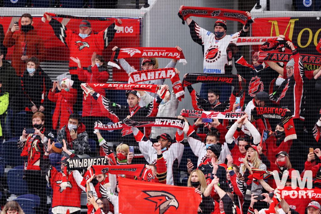 «Авангард» победой отметил 70-летие клуба
