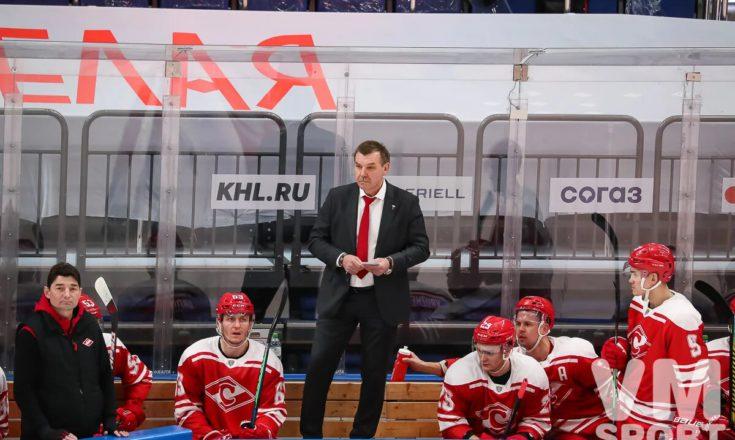 Олег Знарок: «Много травмированных игроков»