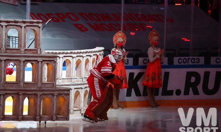 «Спартак» - «Витязь»: назад в СССР