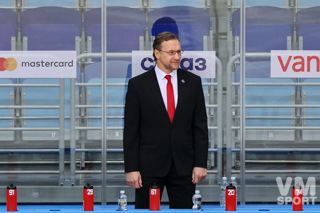 ХК Куньлунь Ред Стар. Алексей Ковалёв