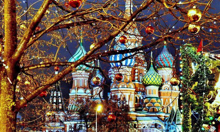 С Новым годом, спортивная Россия!