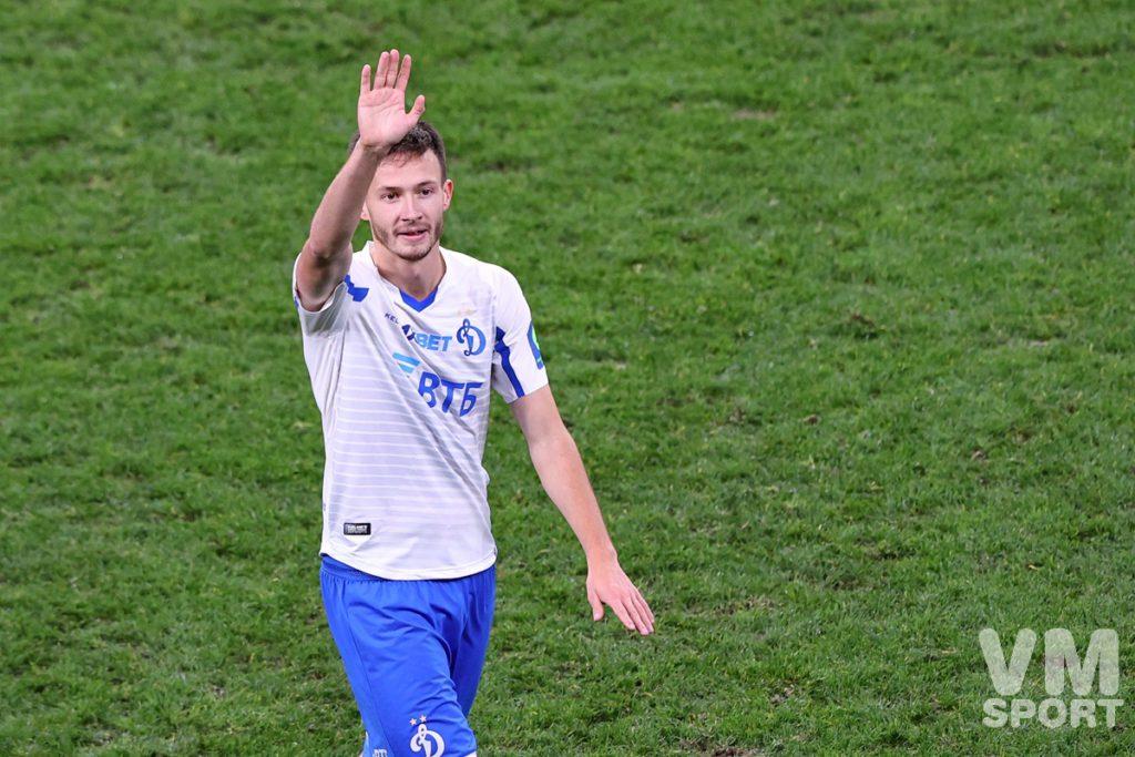 Никола Влашич - лучший футболист Чемпионата России-2020