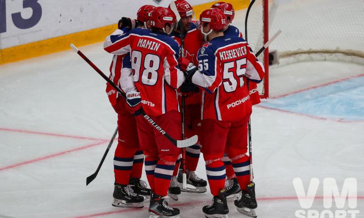 «Локомотив» вновь упёрся в стену под названием ЦСКА