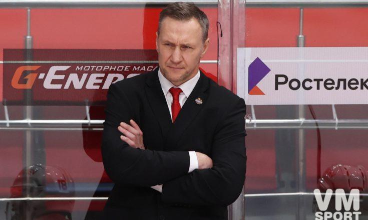 """Алексей Ковалёв: """"Рад, что ребята меня услышали"""""""