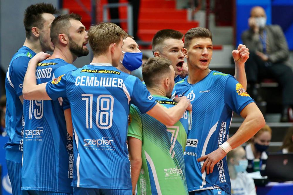 Московское «Динамо» одолело казанский «Зенит». Впервые за 9 лет!