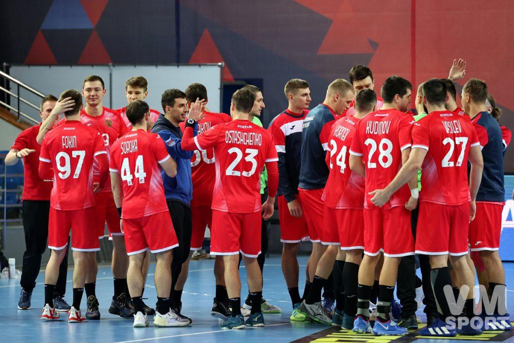 Россия уступила Египту в важнейшей игре на чемпионате мира
