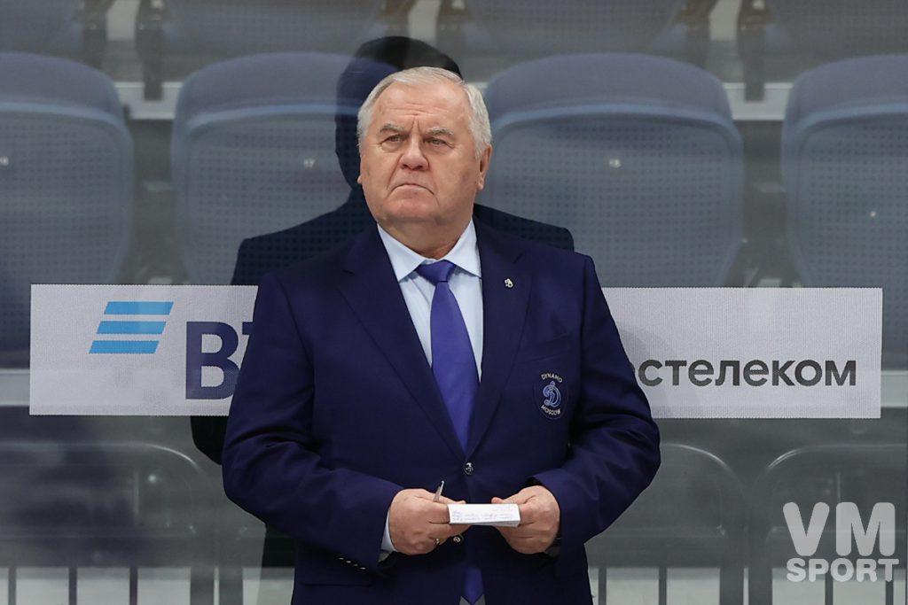 ХК Динамо. Владимир Крикунов