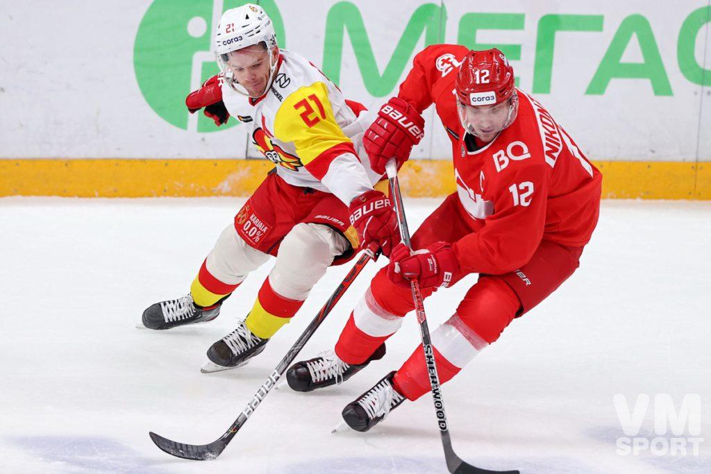 Кураж «Спартака» закончился на «Локомотиве»?
