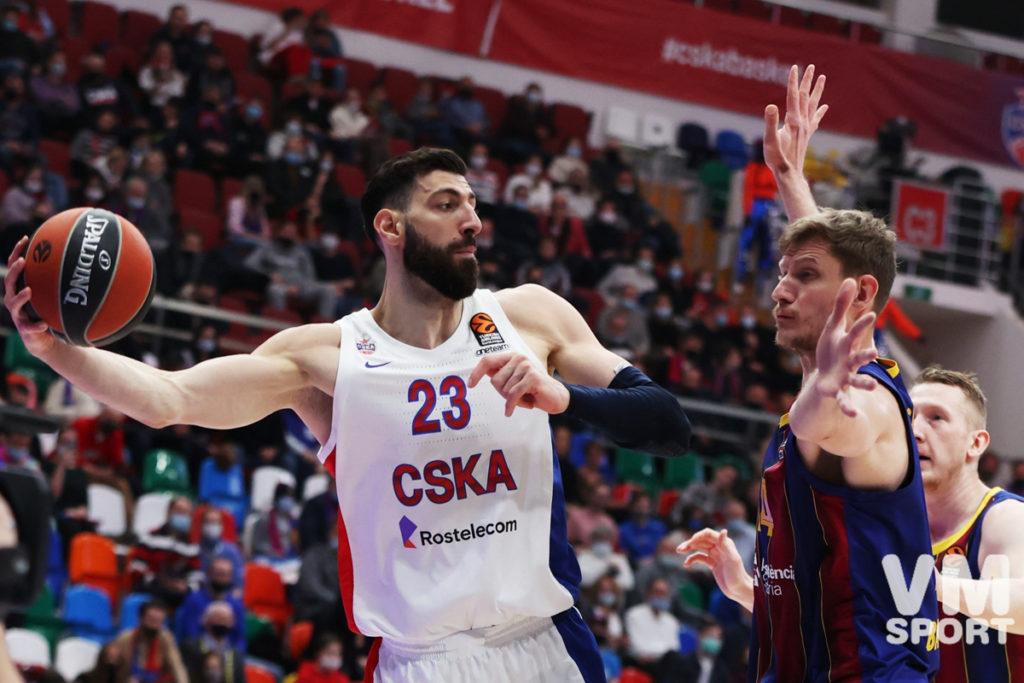ЦСКА терпит поражение от «Барселоны». Но не бедствие