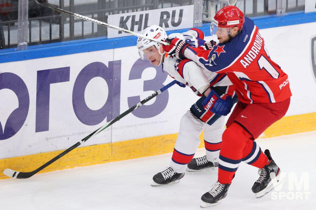 Москва побеждает в армейском споре ЦСКА и СКА