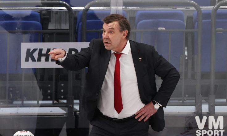 Олег Знарок. ХК Спартак