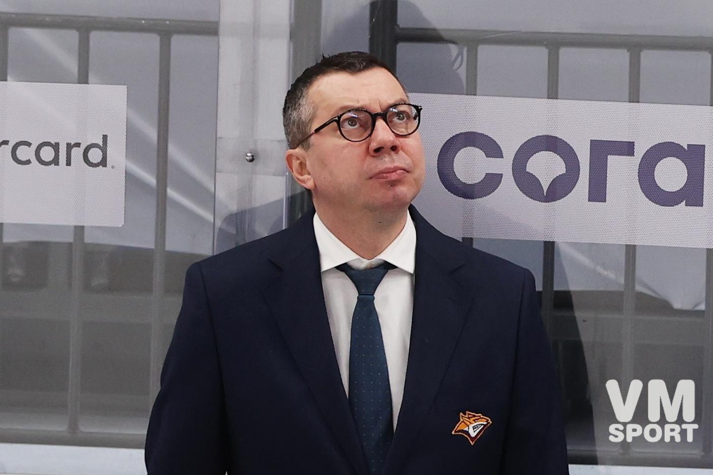 ХК Металлург. Илья Воробьёв