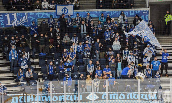 60-й «сухарь» Ерёменко приносит победу Москве в противостоянии двух «Динамо» из России и Белоруссии