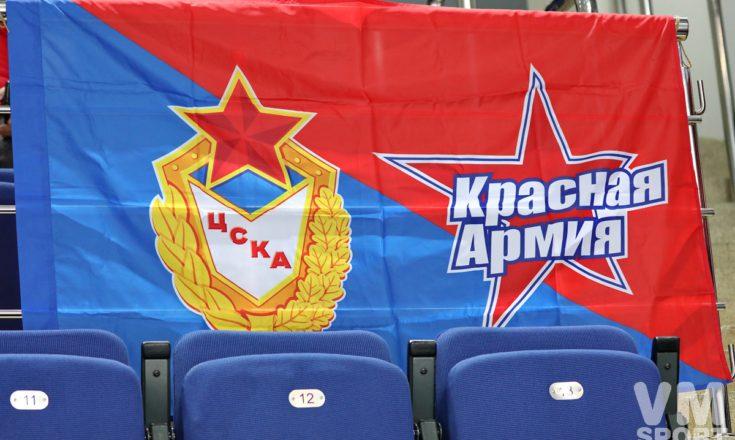 «Красная Армия» крупно побеждает в первой игре классического дерби