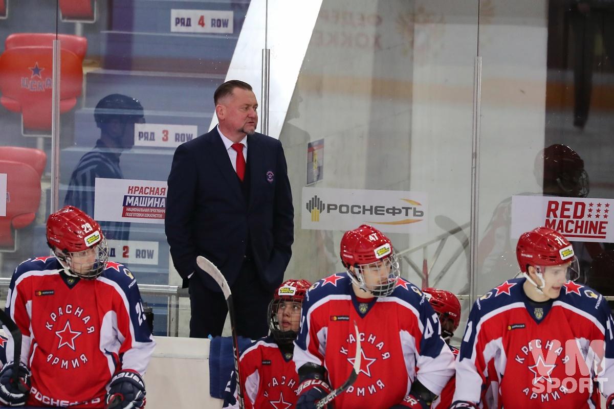 Александр Левицкий ХК Красная Армия