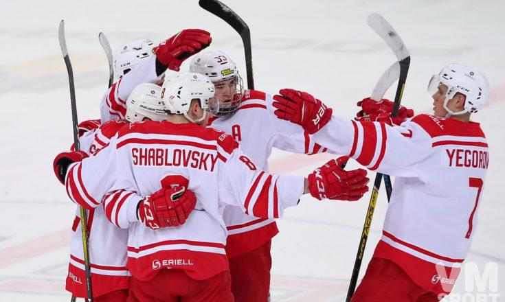 МХК «Спартак» в своём стиле одолел «Русских Витязей»