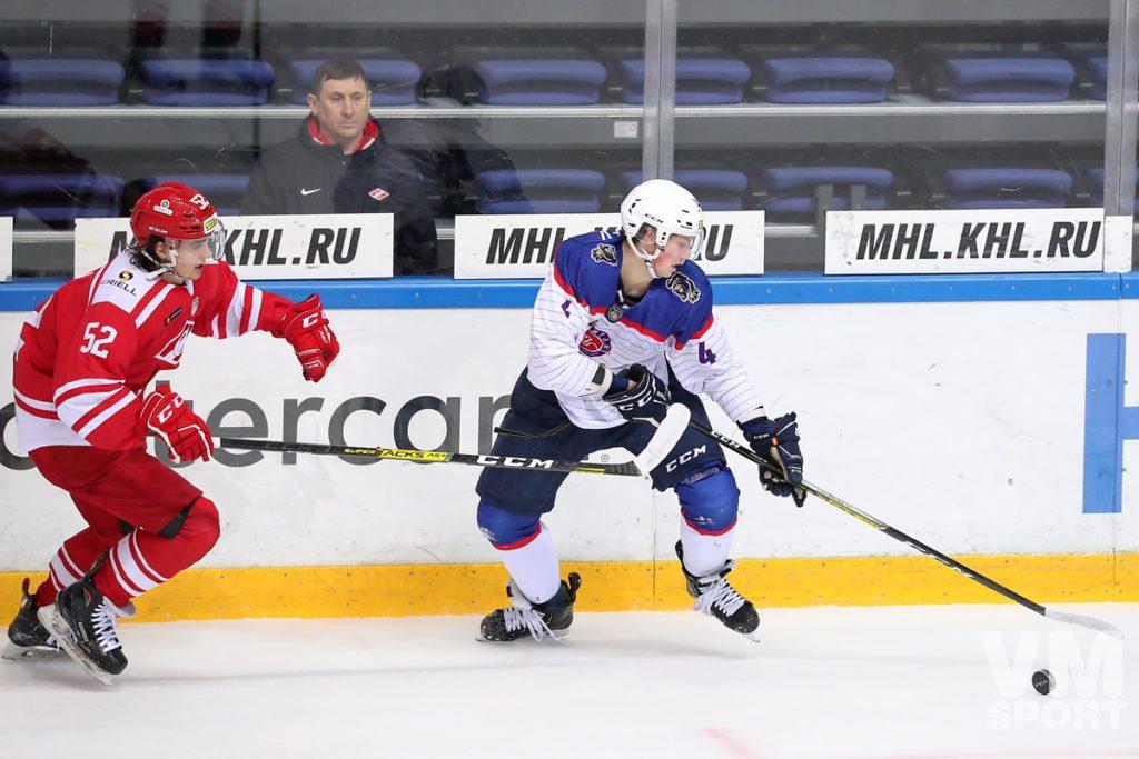 МХК Спартак-ХК Капитан