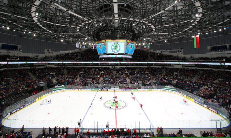 Минск лишили чемпионата мира по хоккею