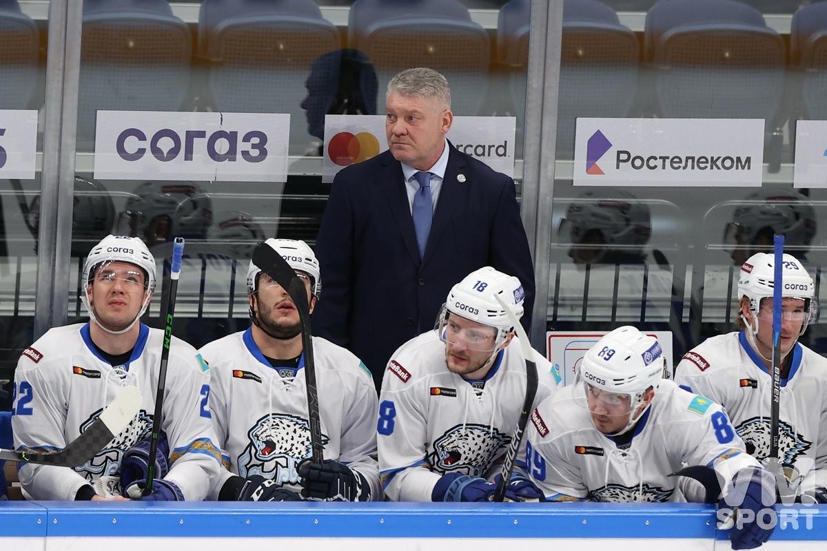 ХК Барыс. Юрий Михайлис