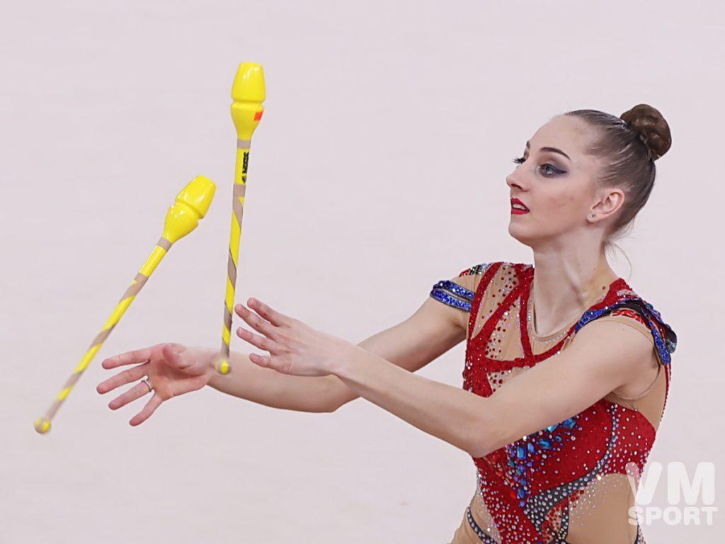 Российский триумф на московском этапе Гран-при по художественной гимнастике