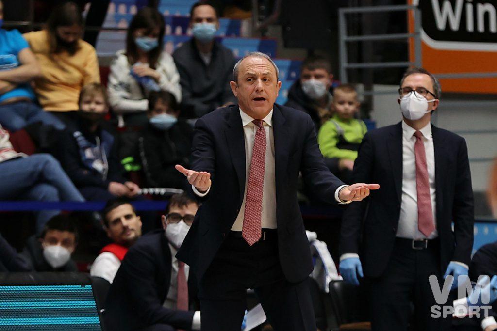 БК Олимпия Милан. Этторе Мессина