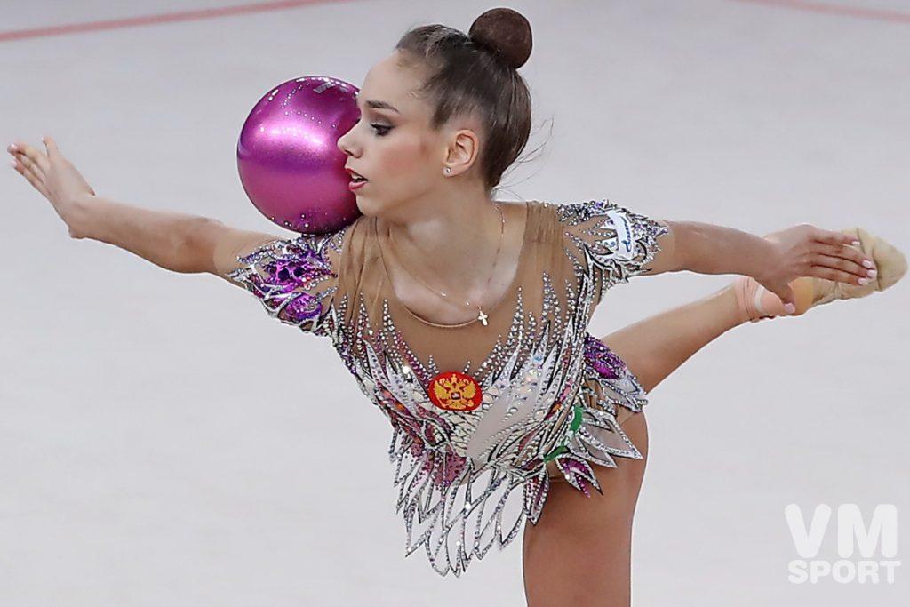 Художественная гимнастика. Анастасия Гузенкова