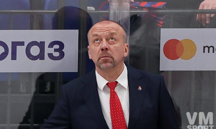 ХК Локомотив. Андрей Скабелка