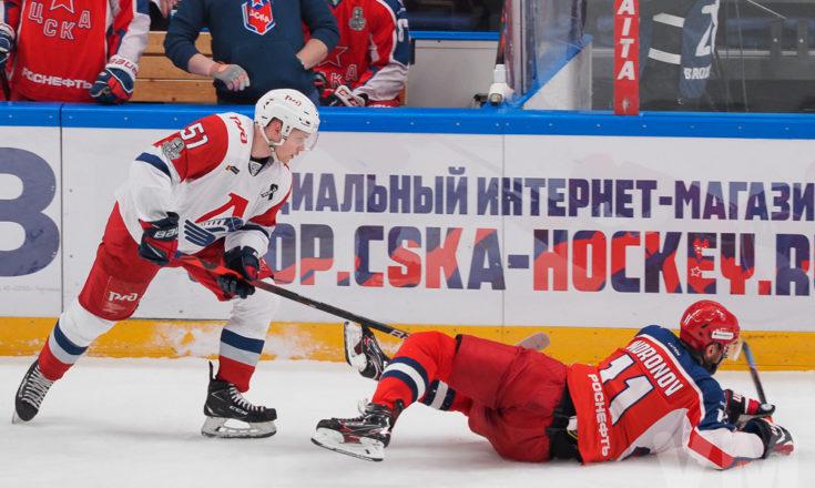 ПХК ЦСКА-ХК Локомотив