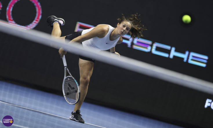 Теннис. Дарья Касаткина
