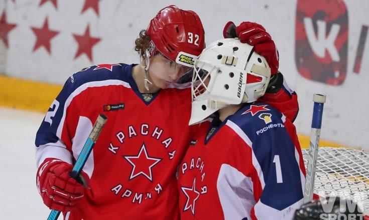 ХК Красная Армия. Кирилл Самсонов