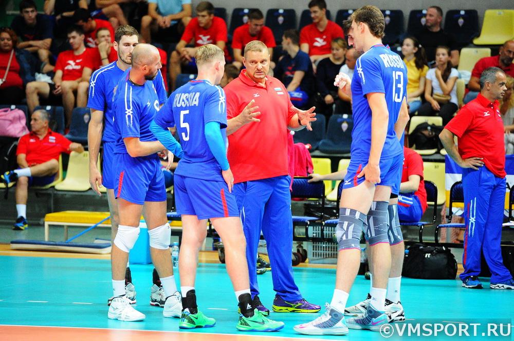 Владимир Алекно. Волейбол